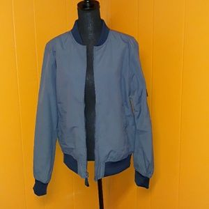 NWT light jacket water resistant sz M